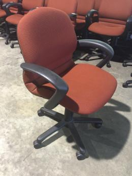 Steelcase Rally Red/Orange Task