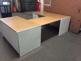 U Shape desk for any office