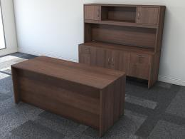IOF Double Pedestal Desk