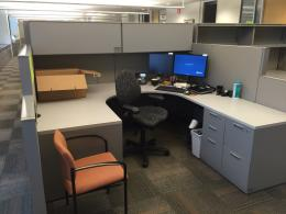Steelcase Answer Workstations
