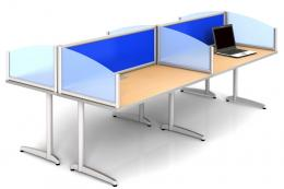 Symmetry Office Edge Series Dividers