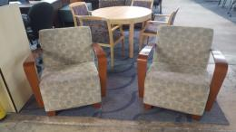 Steelcase Reception Chairs