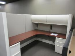 Premise enhanced Used Office Cubicles