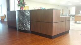 Custom Reception Desks