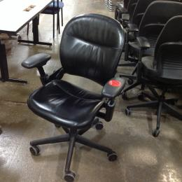 Steelcase Leap Leather Task Chair