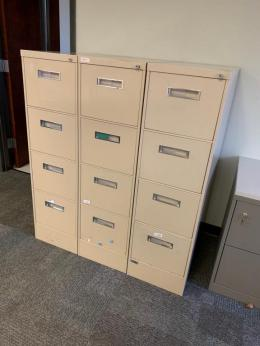 Steelcase 4 Drawer Vertical Files. Harrisonburg U0026 Fredericksburg, Virginia ( VA)