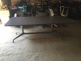 Used Herman Miller Office Tables FurnitureFinders - Eames oval conference table