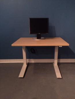 Used Office Conference Tables Haworth Height Adjustable