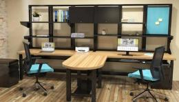 Blended Office Desks From New Used Parts Omaha