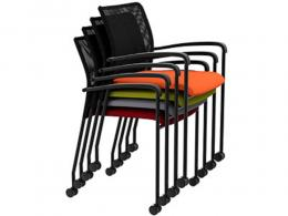 Compel Match Stack Chair-New