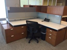 Steelcase 6x6 Stations
