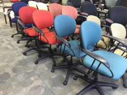 Steelcase Uno Chairs