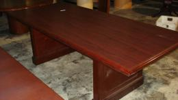 8' Traditional Laminate Conference Table