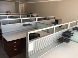 Used Steelcase Montage Cubicles