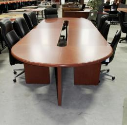 15ft Race Track Conference Table