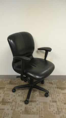 Haworth Improv Used Conference Chair