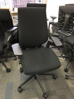Steelcase Gesture Task Chair -  Black Fabric