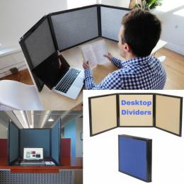 Folding Portable Desktop Dividers