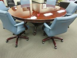 Round 7 foot conference table