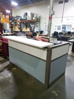 Used Panel Based Reception Unit