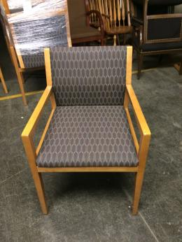 Upholstered Bernhardt Guest/Side Chair