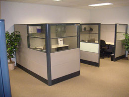 Workstations & Cubicles ~All sizes and colors