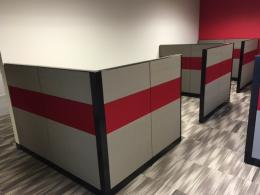 Refurbished Cubicle Panels
