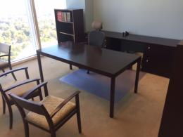 Geiger Table Desk / Credenza Sets