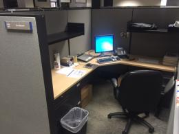 Haworth Compose 6x8 Cubicles