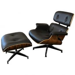 Used Eames Lounge Chair with Ottoman