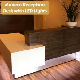 Logiflex Reception Stations by Design