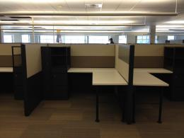 Refurbished Steelcase Answer Cubicles