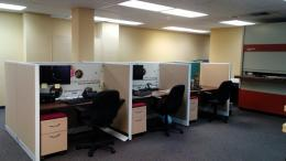 Call Center Cubicles Customized