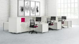 Groupe Lacasse Concept 3 Desking