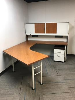 Steelcase U-Shape Desks