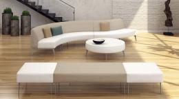 Groupe Lacasse Arold Seating Collection
