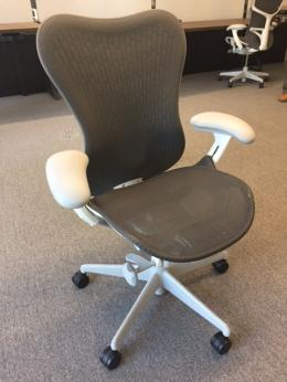 Herman Miller Mirra 2 Chairs Like New