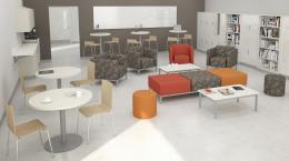Groupe Lacasse Aerial Healthcare Seating