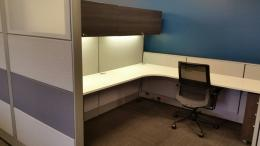 Tayco Office Cubicles with Glass