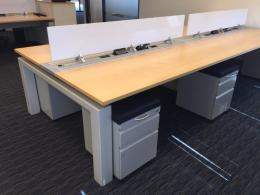 Teknion Benching Stations