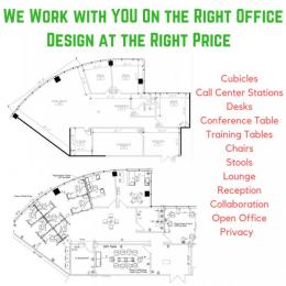 Office Design & Office Layout & Floor Plan