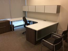 Complete Steelcase Office w/ 42