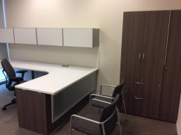 Complete Steelcase Office w/ 42