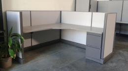 Refurbished HM AO2 Cubicles