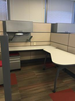 Modern and Flexible! Teknion Transit Must See