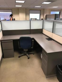 Herman Miller Ethospace With Glass