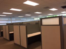 8x6 Steelcase Answer Used Cubicles
