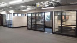 Herman Miller Private Offices with Glass