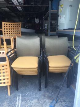 STEELCASE Jersey Guest Chairs