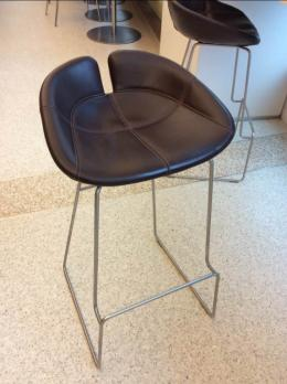 Authentic Moroso Fjord High Stool